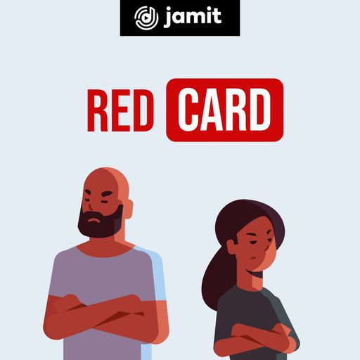 Red Card on Jamit