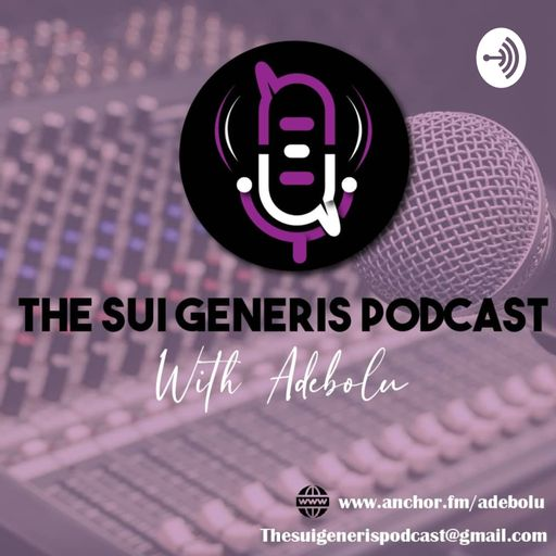 The Sui Generis Podcast