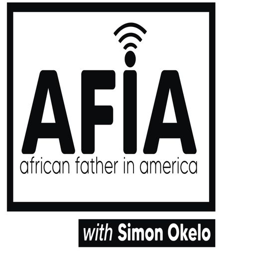 African Father in America