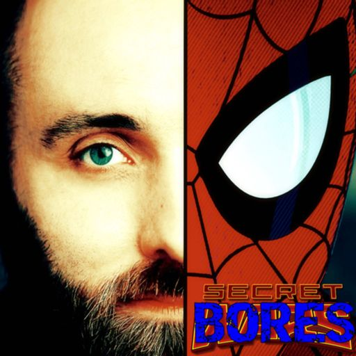 Spider-Dan & The Secret Bores podcast