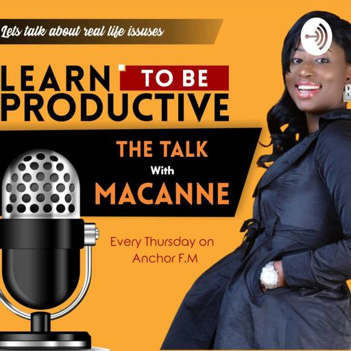 The Talk with MacAnne podcast